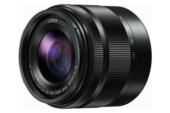 Panasonic Lumix G Vario 35-100mm f/4-5.6 ASPH MEGA OIS