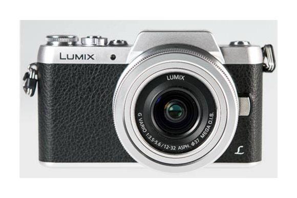 Panasonic Lumix GF7 leaked