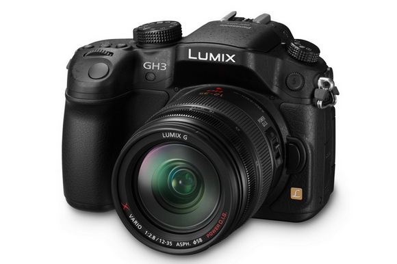 "Panasonic Lumix GH3 and 12-35mm lens can be borrowed for 48 hours through the ""Try Before You Buy"" campaign."