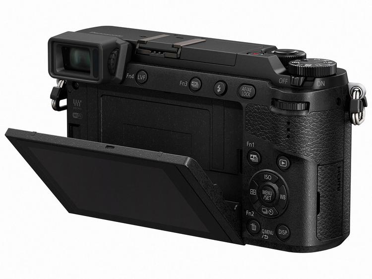 panasonic-lumix-gx85-back Panasonic Lumix GX85 / GX80 mirrorless camera unveiled News and Reviews