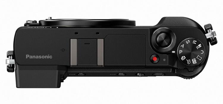panasonic-lumix-gx85-top Panasonic Lumix GX85 / GX80 mirrorless camera unveiled News and Reviews