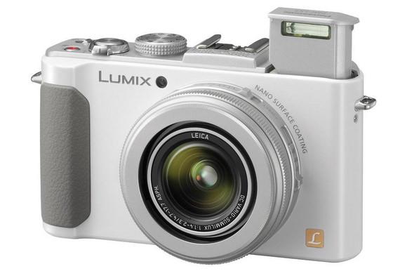 Panasonic Lumix LX7 white