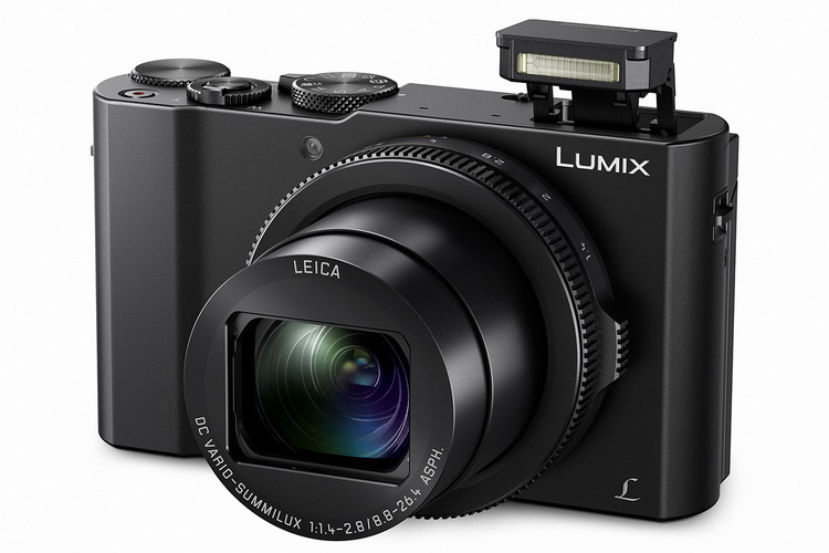 panasonic-lx10-front Photokina 2016: Panasonic LX10 compact camera announced News and Reviews