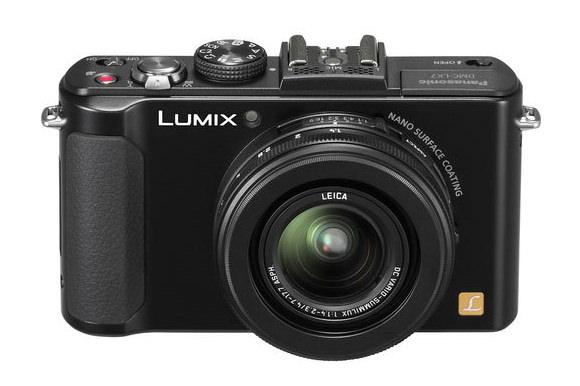 Panasonic LX7 camera