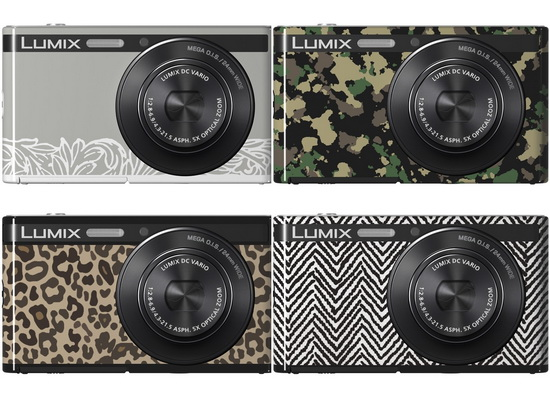 panasonic-xs1-camera Panasonic XS1 camera now available in 10 exclusive designs News and Reviews