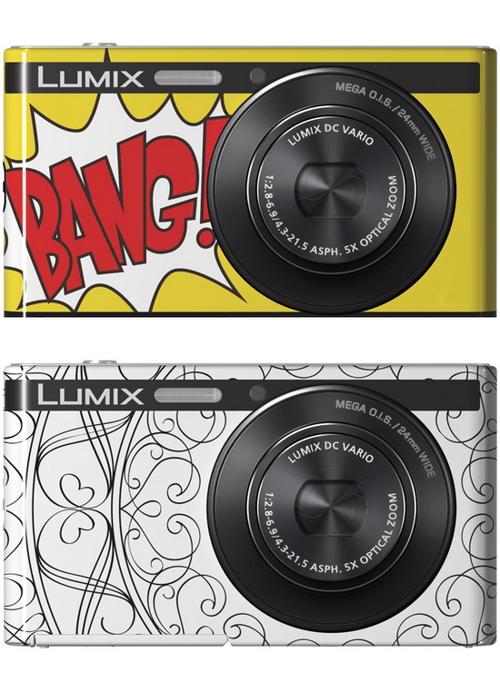 panasonic-xs1-compact-camera Panasonic XS1 camera now available in 10 exclusive designs News and Reviews