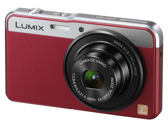 panasonic-xs3-compact-camera Ultra-slim Panasonic XS3 compact camera becomes official News and Reviews