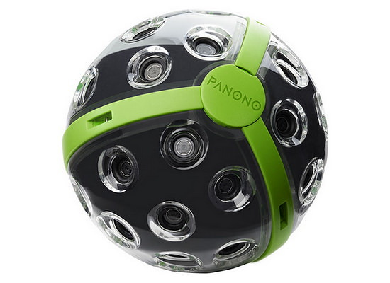 panono Panono camera captures 108-megapixel spherical photos News and Reviews