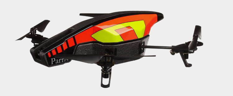 parrots-ar.drone-2.0 Parrot's Aerial Drone gives wings to the masses News and Reviews