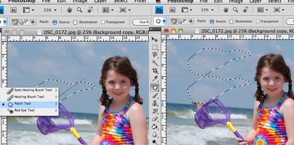 patch Cloning in Photoshop: How to Get Rid of Distractions Now! Guest Bloggers Photoshop Tips & Tutorials