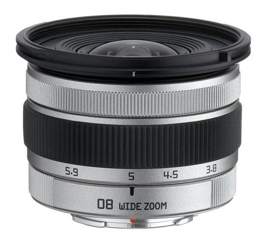 pentax-08-wide-zoom-lens Ricoh unveils Pentax 08 Wide Zoom Lens for Q-mount cameras News and Reviews