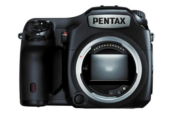 Pentax 645Z medium format