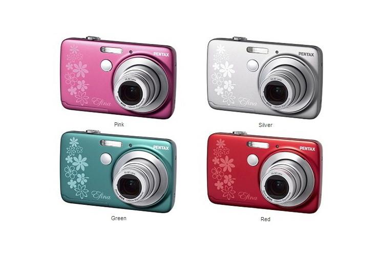 pentax efina cameras