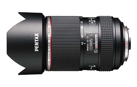 pentax-hd-da645-28-45mm-f4.5-ed-aw-sr More Pentax Q-S1 specs leaked, image sensor format confirmed Rumors