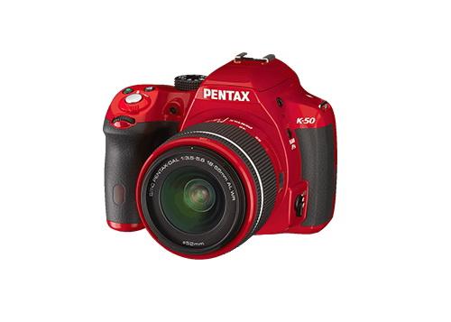 pentax-k-50-dslr-camera Pentax K-50, K-500, and Q7 cameras officially announced News and Reviews