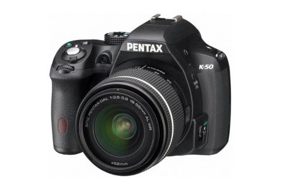 Pentax K-50 specs price leaked