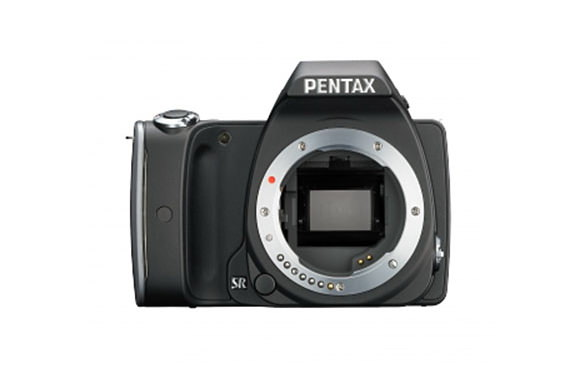 Pentax K-S1 front photo