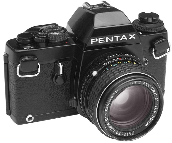 pentax-lx1 New Pentax full frame cameras rumored to be in the works Rumors