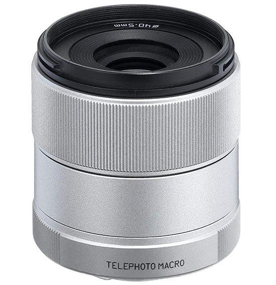 pentax-q-mount-telephoto-macro-lens Pentax 645D 50MP CMOS medium format camera coming at CP+ 2014 News and Reviews