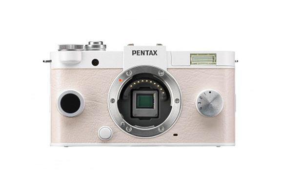 Pentax Q-S1 camera sensor