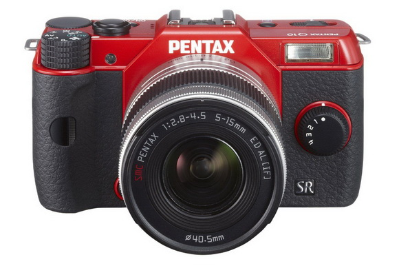 Pentax Q10 firmware update 1.01 is now available for download to improve focus performance on the mirrorless camera