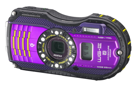 pentax-wg-3-gps Pentax announces new WG-10, WG-3 GPS and WG-3 ruggedized cameras News and Reviews