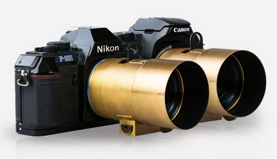 petzval-lens-nikon-canon-cameras Lomography revives 19th century Petzval lens on Kickstarter News and Reviews