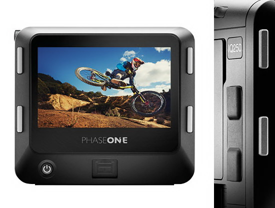 phase-one-iq250 Phase One IQ250 medium format camera launched with CMOS sensor News and Reviews