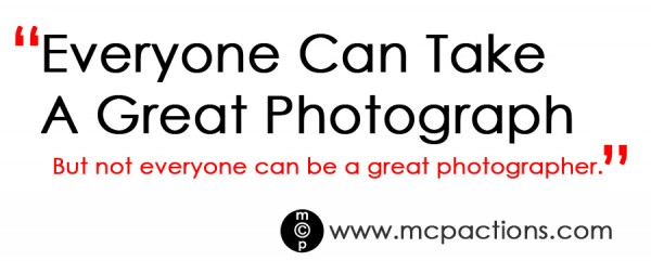 photographer-600x241 The Secret to Taking Great Photographs: For New Photographers Announcements