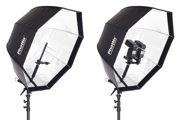 "Phottix Multi Boom 16"" flash bracket has been released"