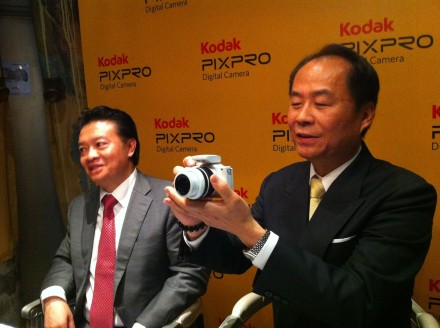 pix-pro-S1 Kodak-branded Micro Four Thirds camera to be released in Q3 2013 News and Reviews