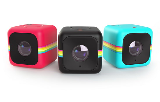 polaroid-cube-plus Polaroid Cube+ action camera announced with built-in WiFi News and Reviews