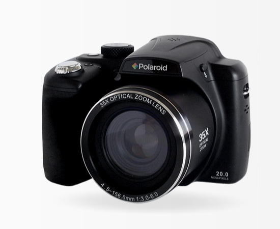 polaroid-ixx353w Polaroid iE5036W bridge camera and many others launched at CES News and Reviews