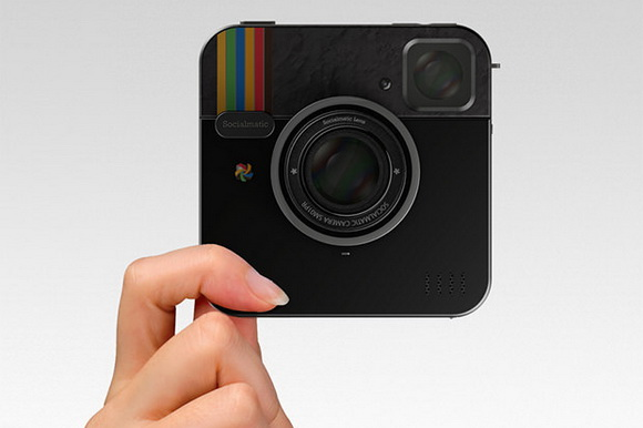 Instagram-based Polaroid Socialmatic Camera is no longer a concept