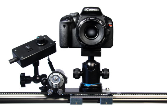 revolve-automated-motion-slider Revolve Automated Motion ensures that you capture smooth time-lapses News and Reviews
