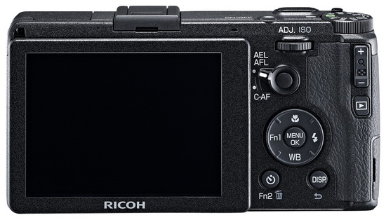 ricoh-gr-3-inch-lcd Ricoh GR release date, specs, and price become official News and Reviews