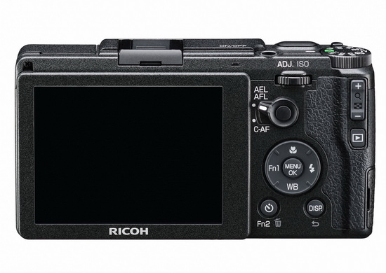 ricoh-gr-ii-back Ricoh GR II premium compact camera officially announced News and Reviews