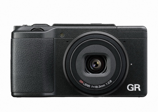 ricoh-gr-ii-front Ricoh GR II premium compact camera officially announced News and Reviews