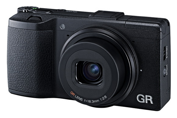 Ricoh GR official price, specs, release date