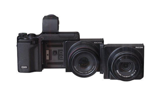 ricoh-gxr Canon modular DSLR camera could be announced in 2015 Rumors
