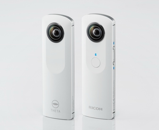 ricoh-theta Ricoh Theta camera unveiled for 360-degree panorama lovers News and Reviews