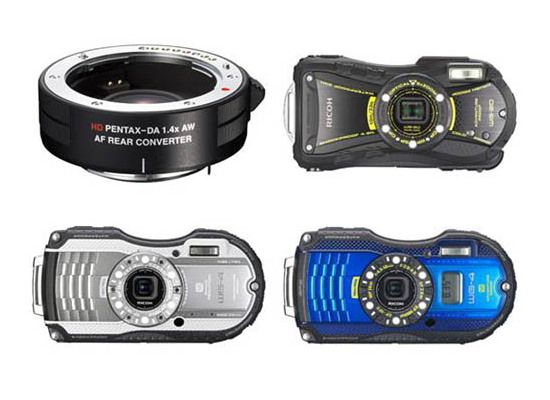 ricoh-wg-20-wg-4-gps Ricoh WG-20 and Ricoh WG-4 GPS to be announced at CP+ 2014 Rumors