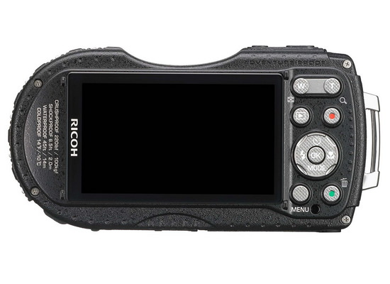ricoh-wg-4-gps-back Ricoh WG-20 and Ricoh WG-4 / WG-4 GPS rugged compact cameras announced News and Reviews
