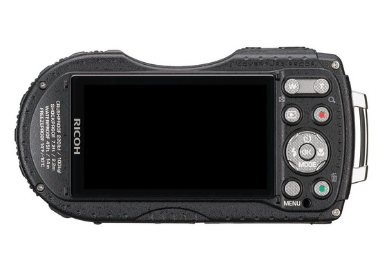 ricoh-wg-5-gps-back Ricoh WG-5 GPS rugged camera launched with Mermaid mode News and Reviews