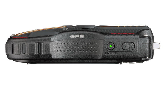 ricoh-wg-5-gps-top Ricoh WG-5 GPS rugged camera launched with Mermaid mode News and Reviews