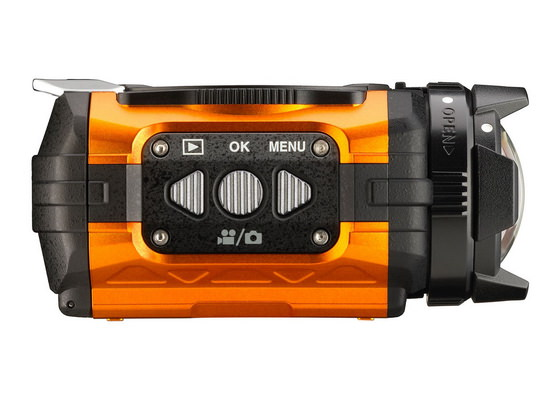 ricoh-wg-m1-side-view Ricoh WG-M1 action camera can go underwater without a case News and Reviews
