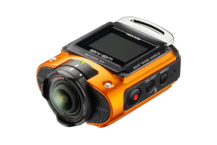 ricoh-wg-m2 Ricoh WG-M2 4K-ready action camera unveiled News and Reviews
