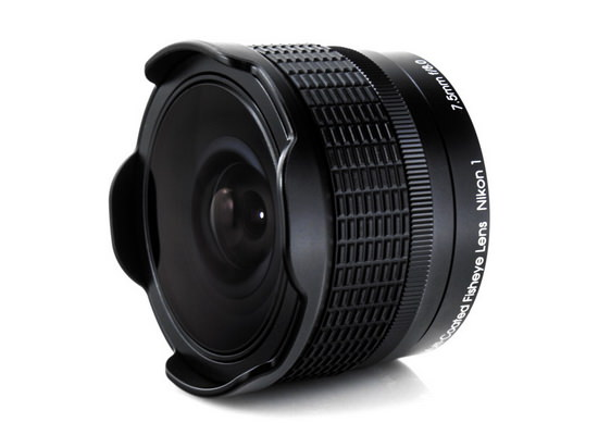 rokinon-7.5mm-f8-rmc Rokinon 7.5mm f/8 RMC lens announced for Nikon 1-system cameras News and Reviews