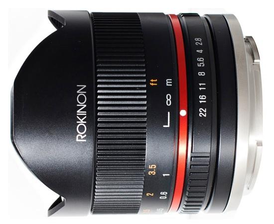 rokinon-8mm-f2.8-umc-fisheye-ii Samyang 8mm f/2.8 UMC fisheye II lens officially announced News and Reviews