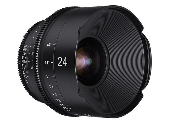 rokinon-xeen-24mm-t1.5 Samyang officially unveils Rokinon XEEN cine prime lenses News and Reviews